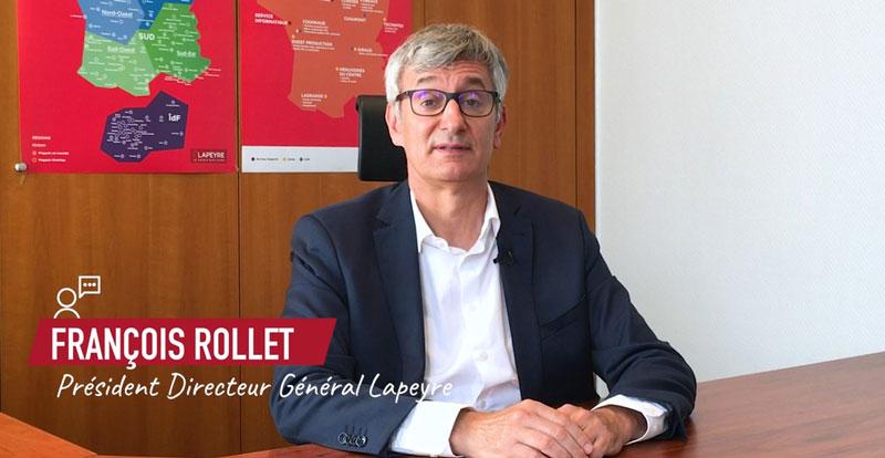 vidéo dde François Rollet